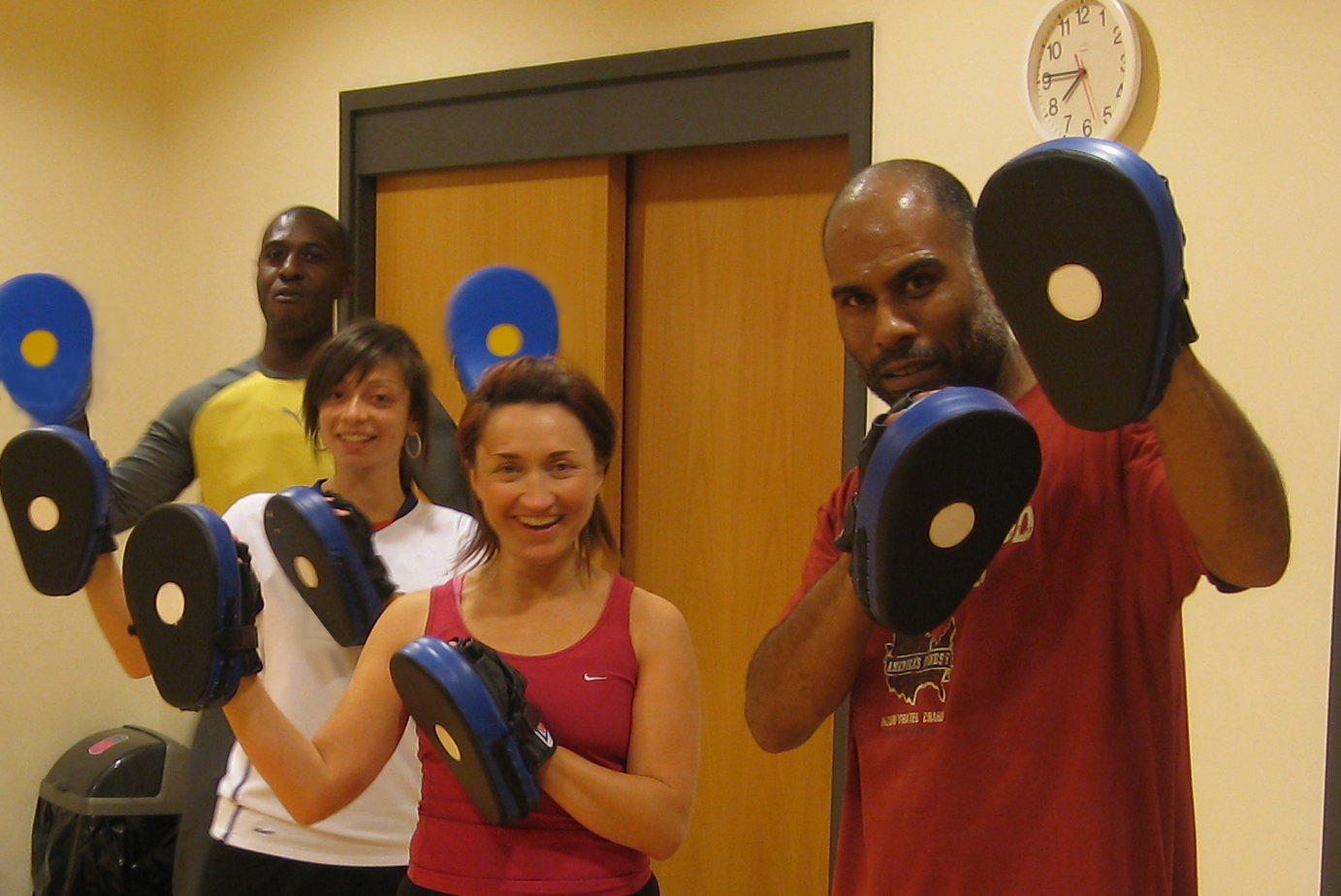 Boxercise - Sports In You